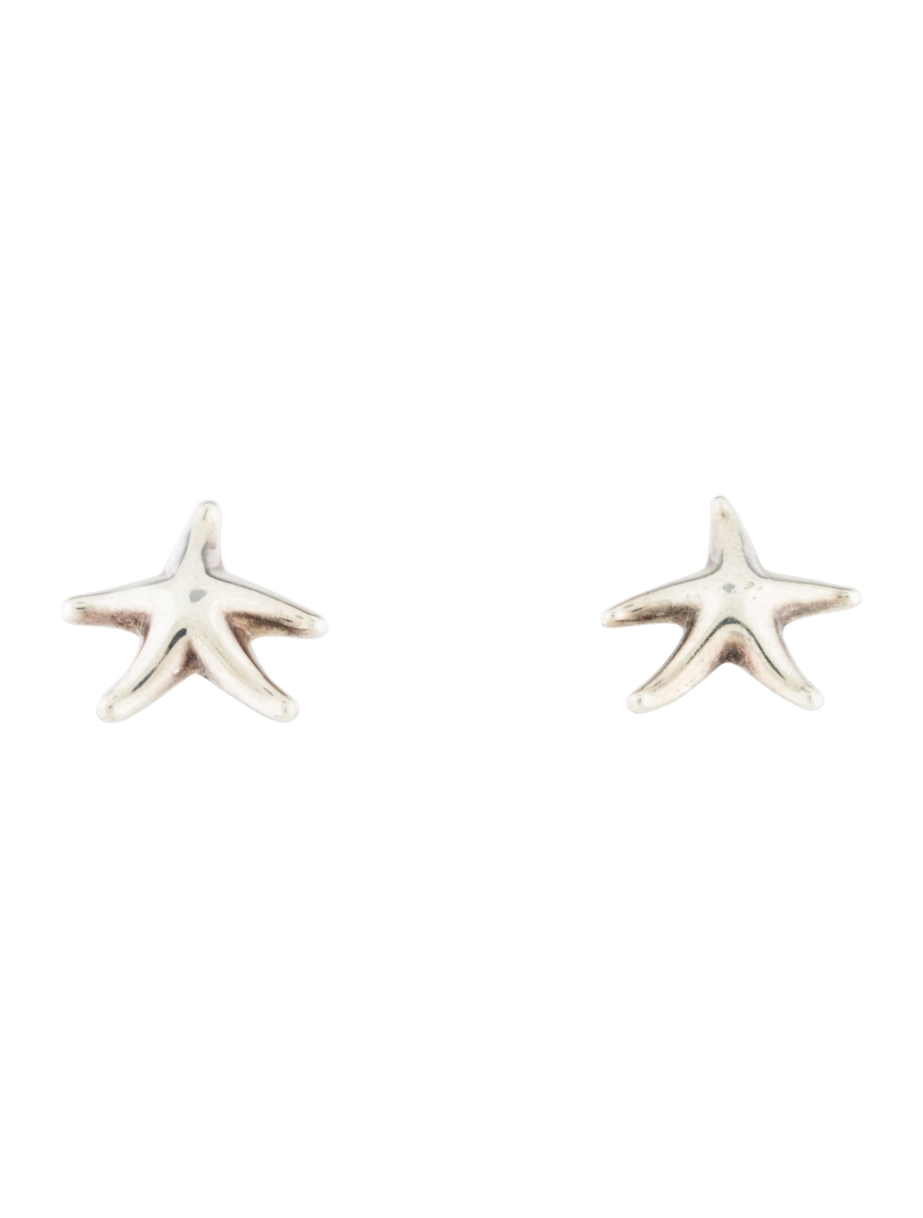 starfish jewelry custom image topaz products earrings studs stud