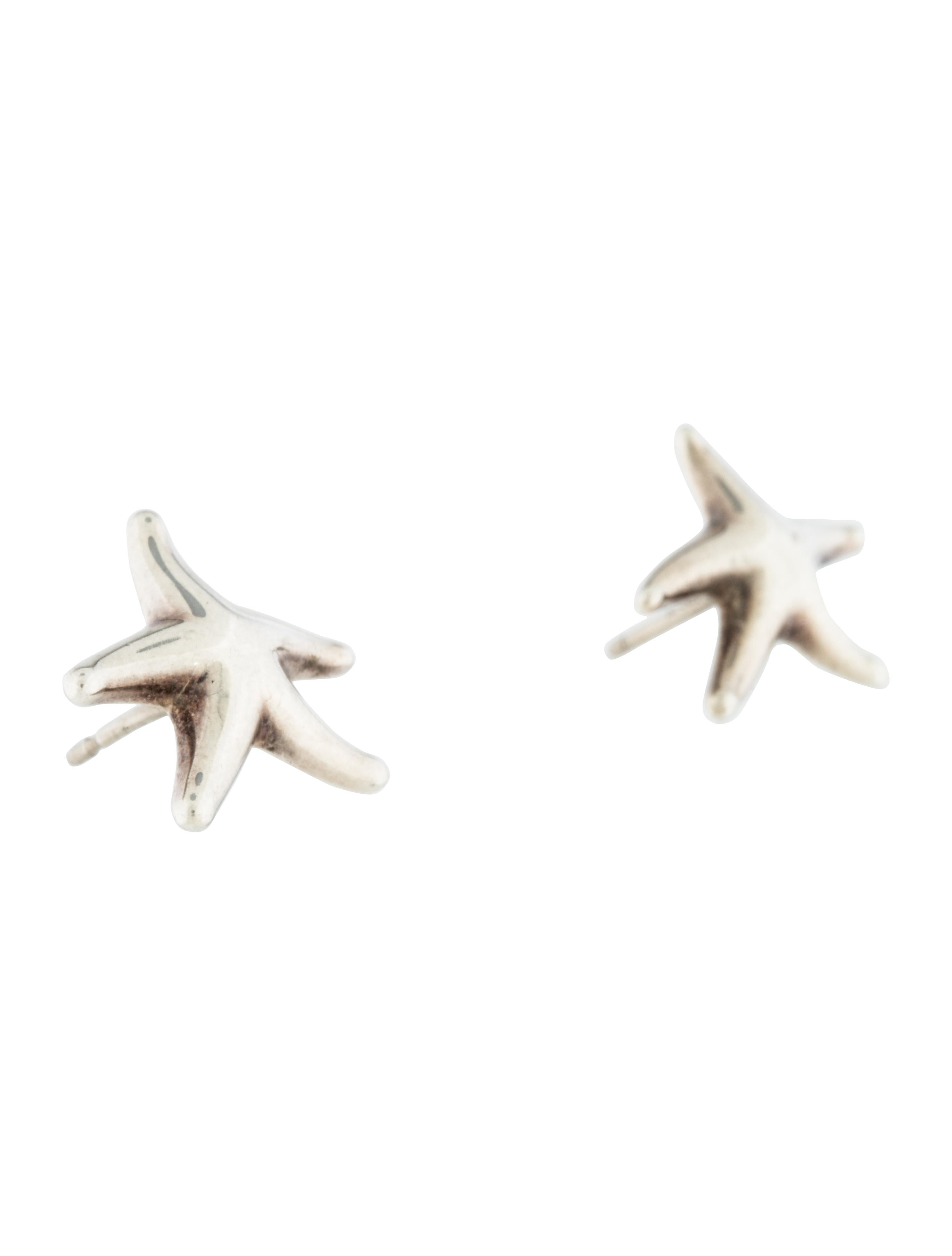 star rhinestones in gold thumbnail img earrings shaped large with products stud original starfish collections