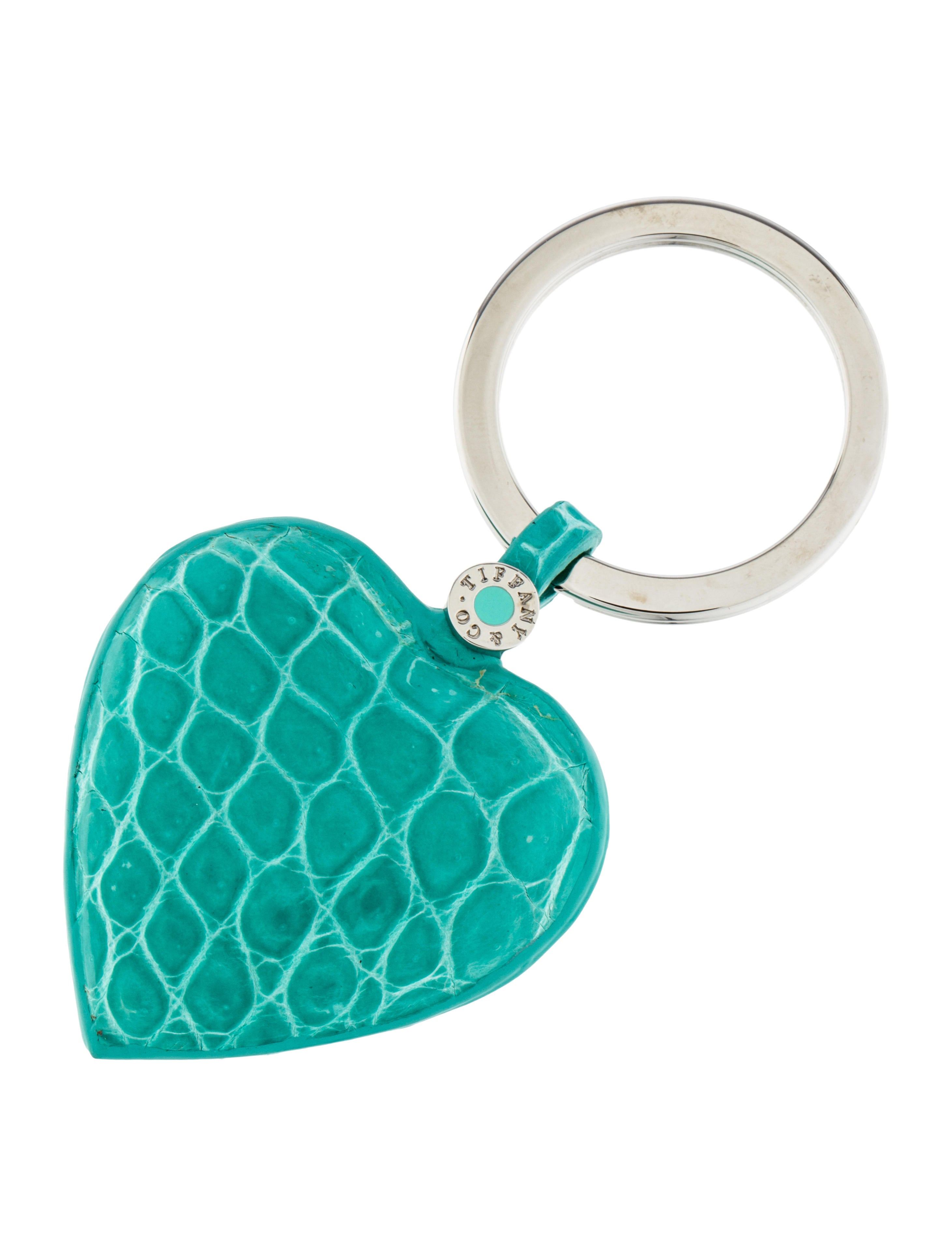 Unique image of tiffany business card holder business cards and resume tiffany co crocodile heart keychain accessories tif colourmoves Images