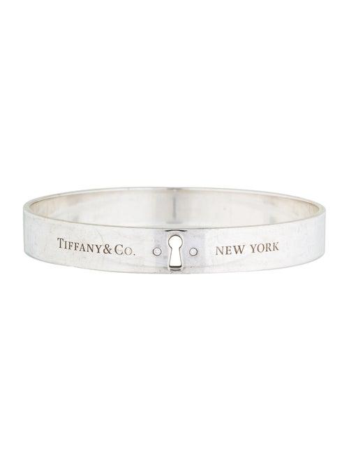 27e26183c Tiffany & Co. Tiffany Locks Bangle - Bracelets - TIF51702 | The RealReal