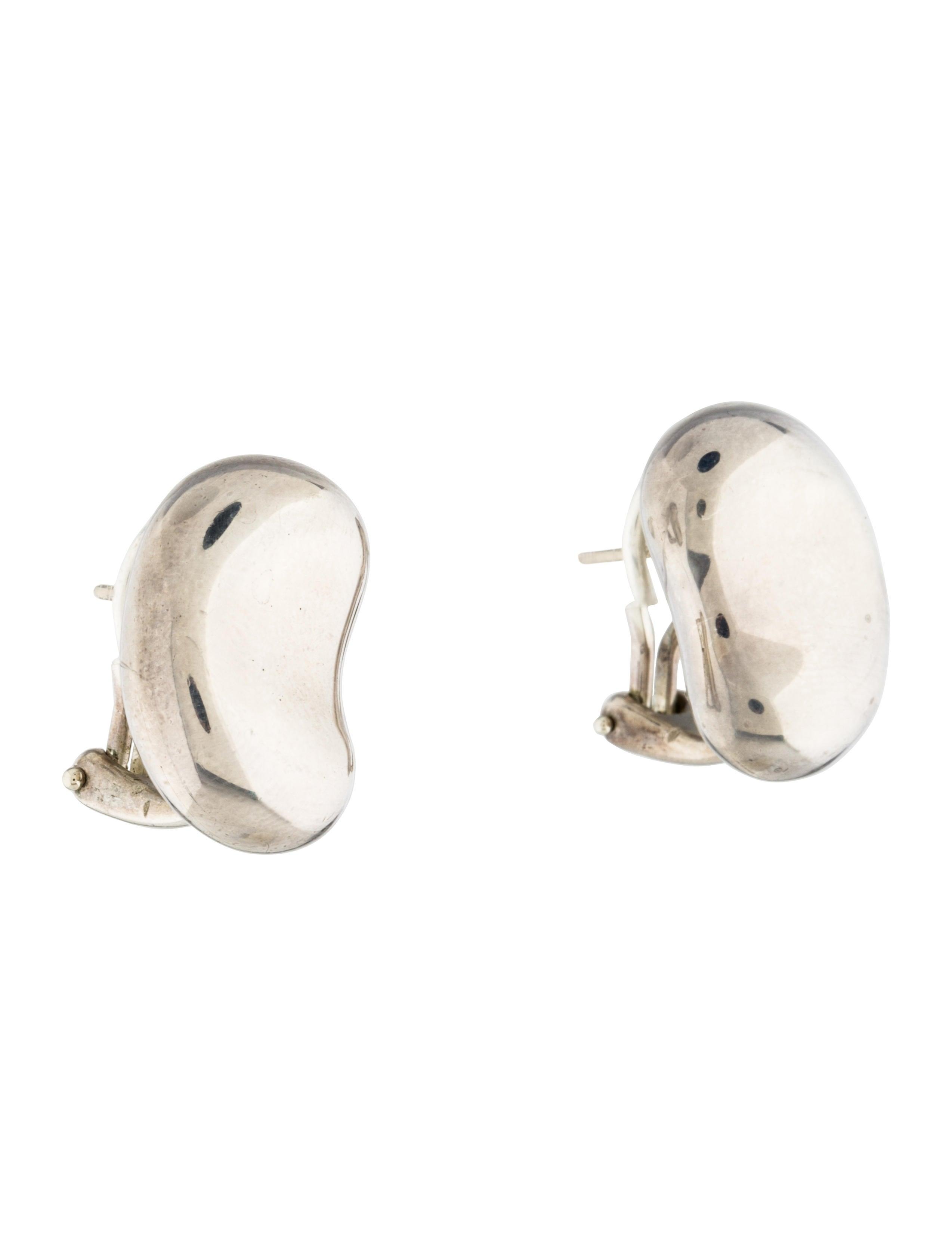 Bean Earrings