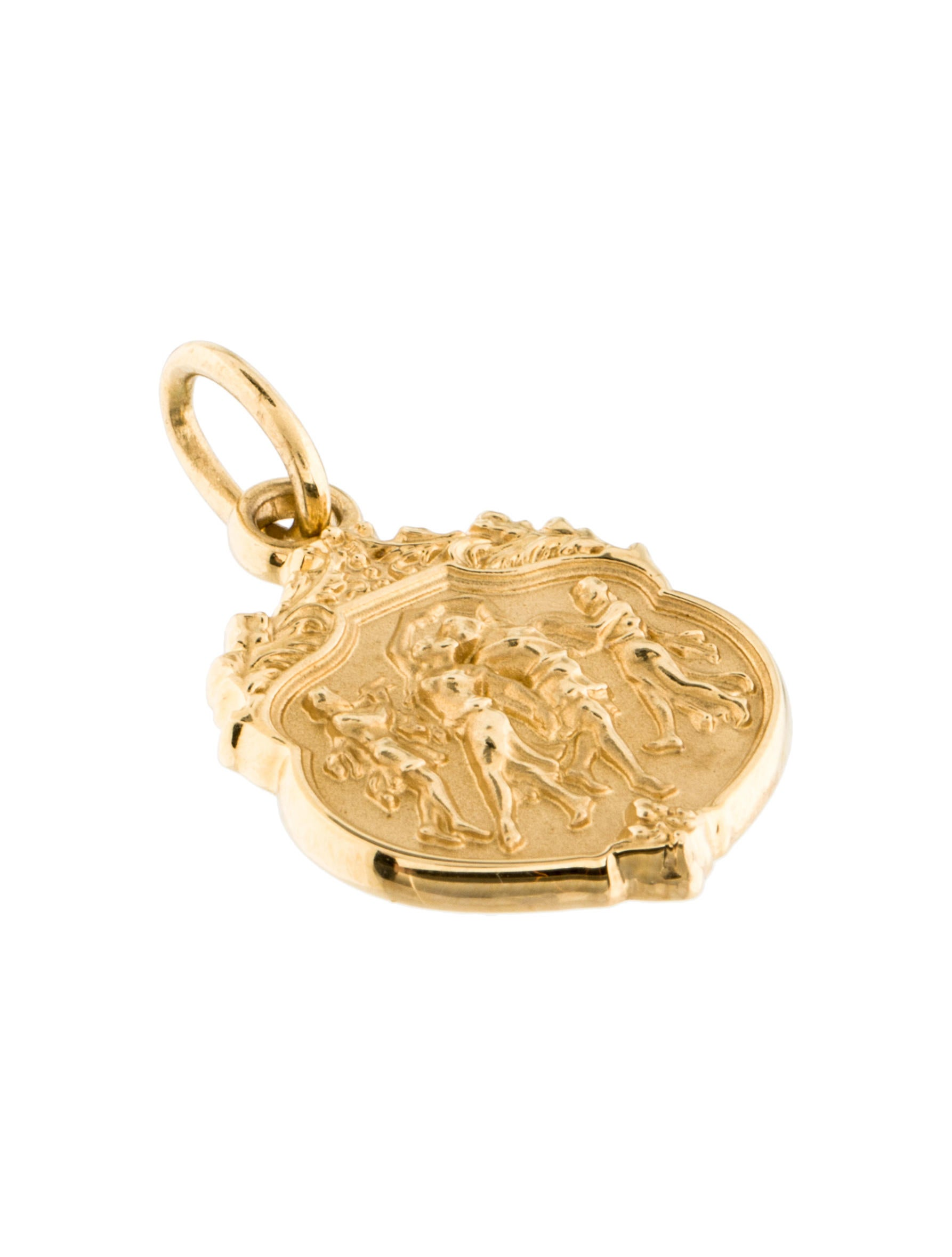 aphrodite jewelry silver product bronze pendant in gallery lyst konstantino gold coin normal metallic