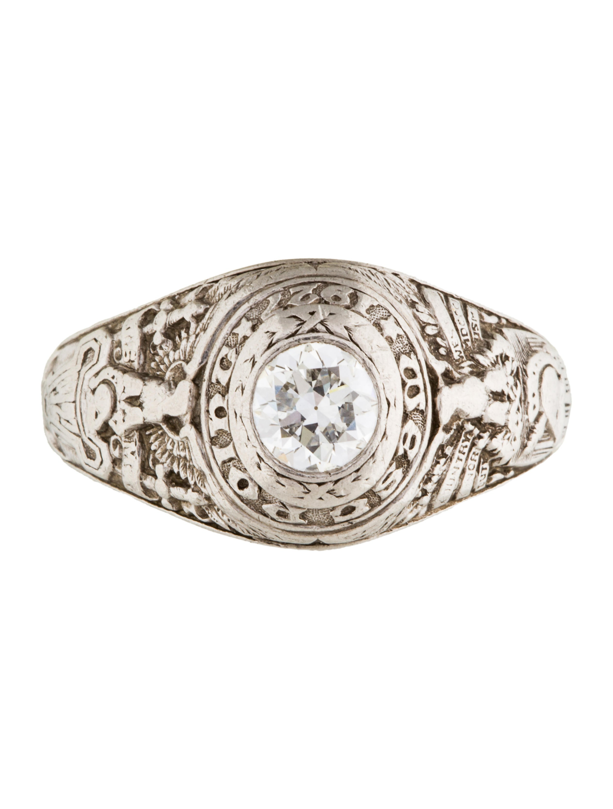 co platinum west point 1927 class ring