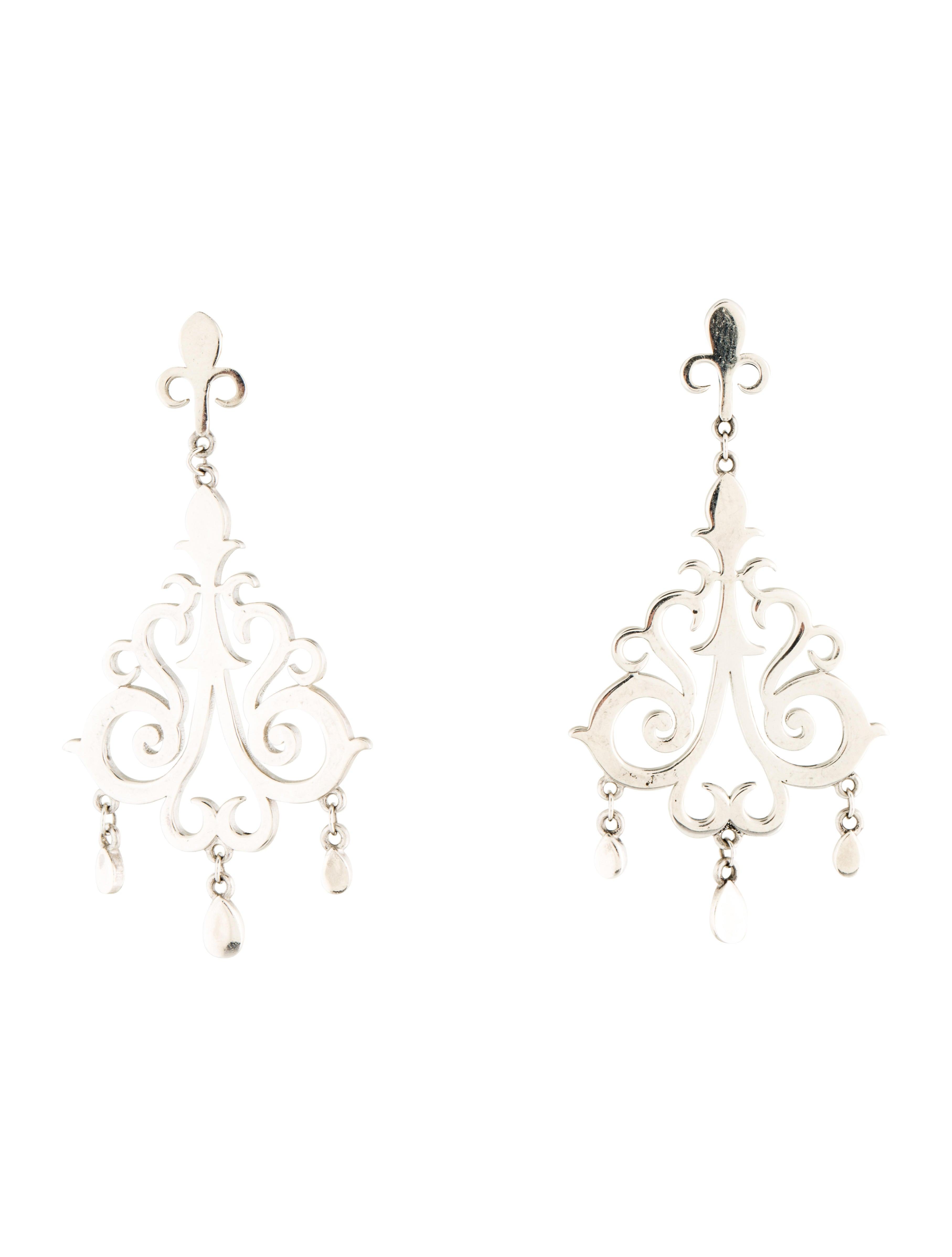 Tiffany co enchant chandelier earrings earrings tif52750 enchant chandelier earrings arubaitofo Images