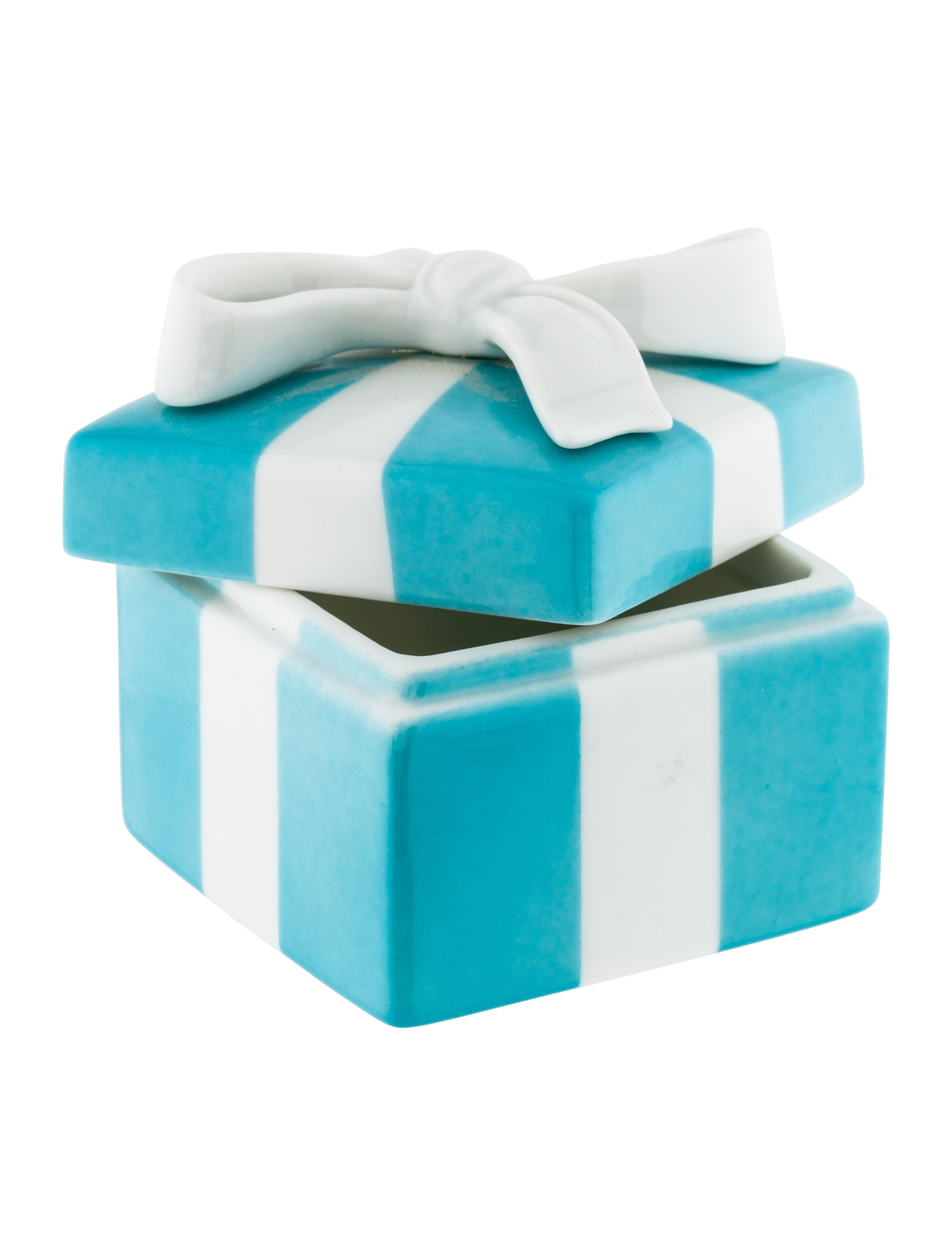 Tiffany & Co. Tiffany Blue Box - Decor And Accessories ...