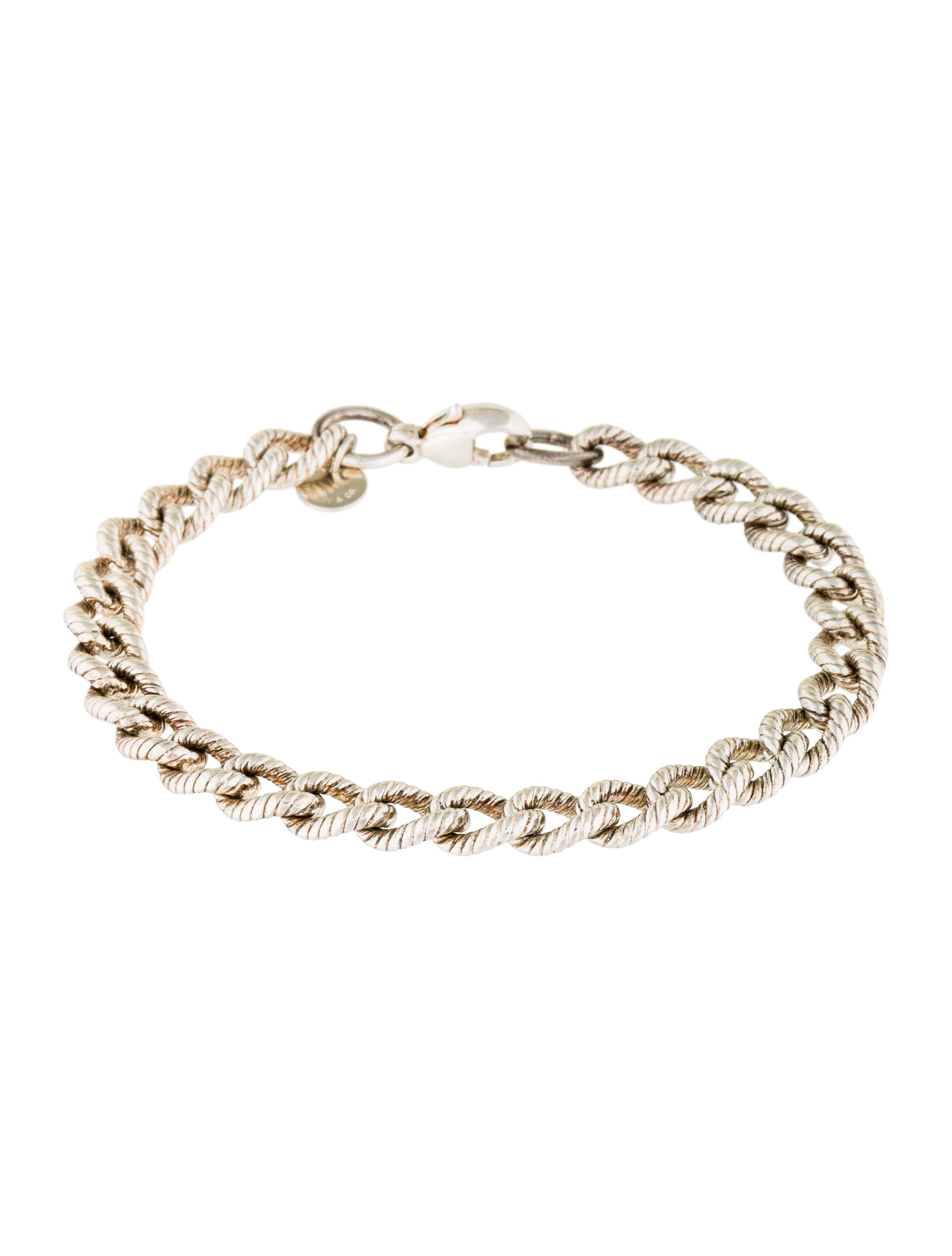 tiffany agus co bracelet