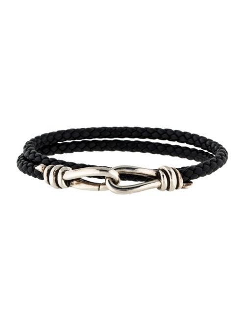 557a6ac5d Tiffany & Co. Knot Double Braid Wrap Bracelet - Bracelets - TIF55347 ...