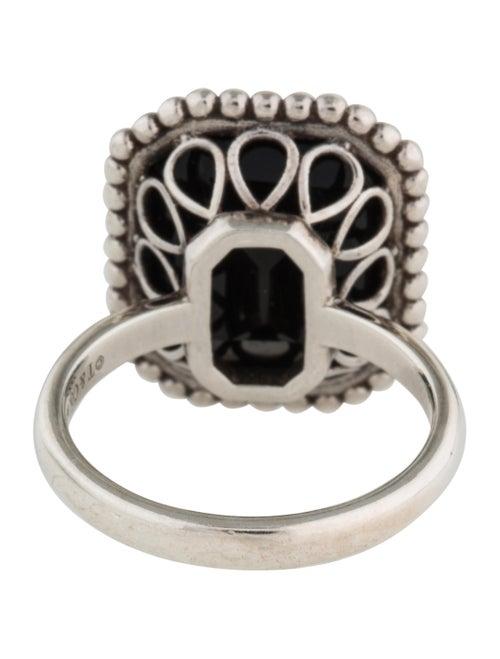 3ac78864e Tiffany & Co. Black Onyx Ziegfeld Ring - Rings - TIF55664   The RealReal