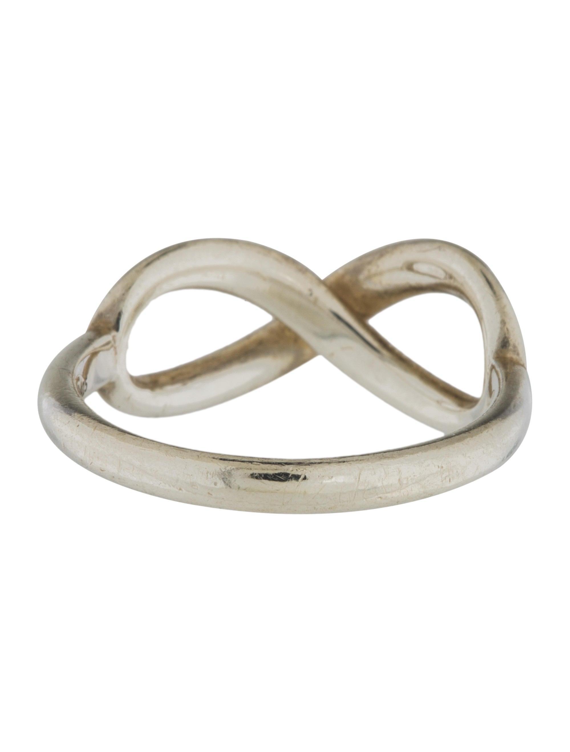tiffany amp co tiffany infinity ring rings tif55879