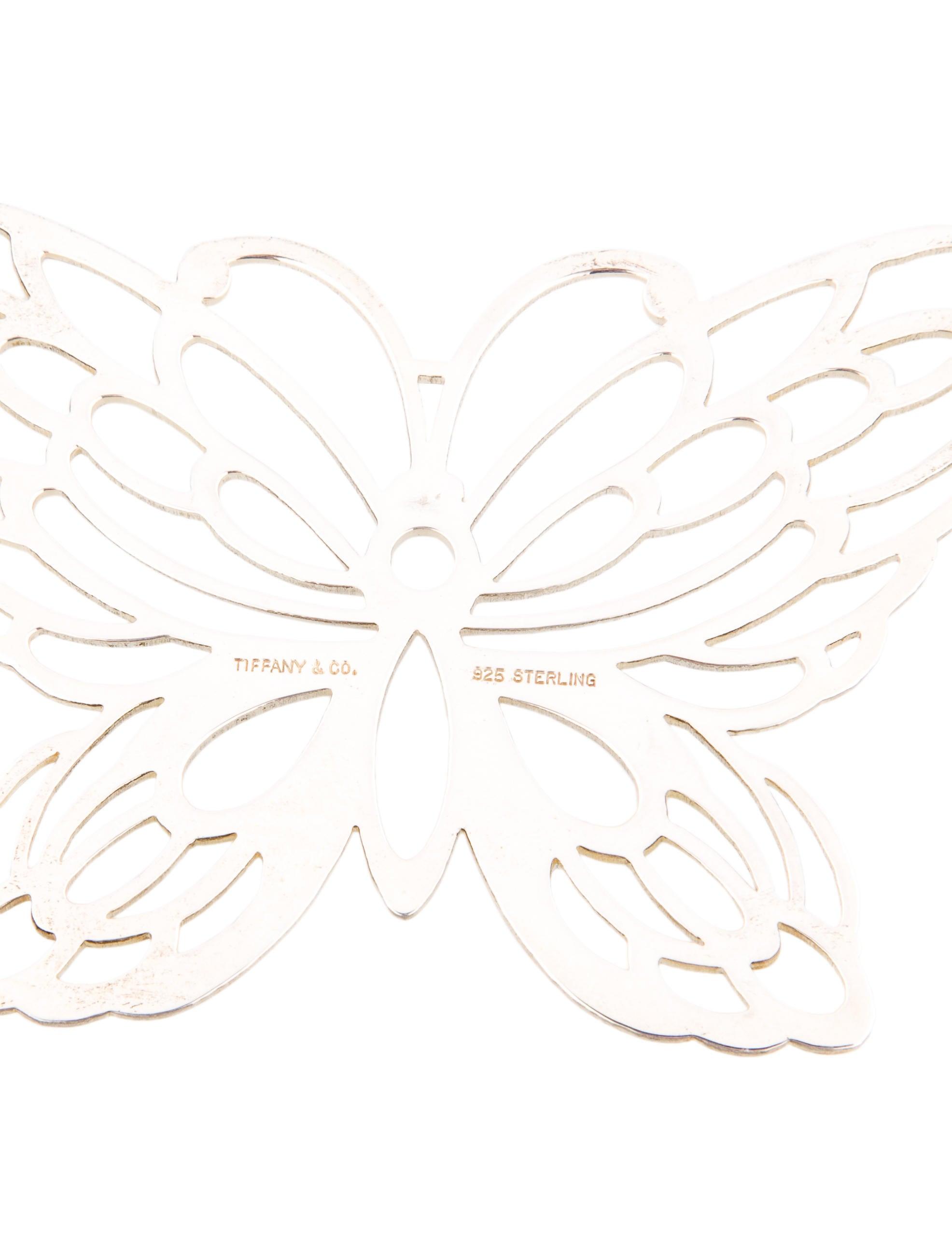 Tiffany co sterling silver ornament decor and for Artistic accents genuine silver decoration