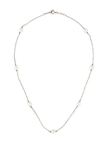 Tiffany & Co. Pearls by the Yard Necklace None