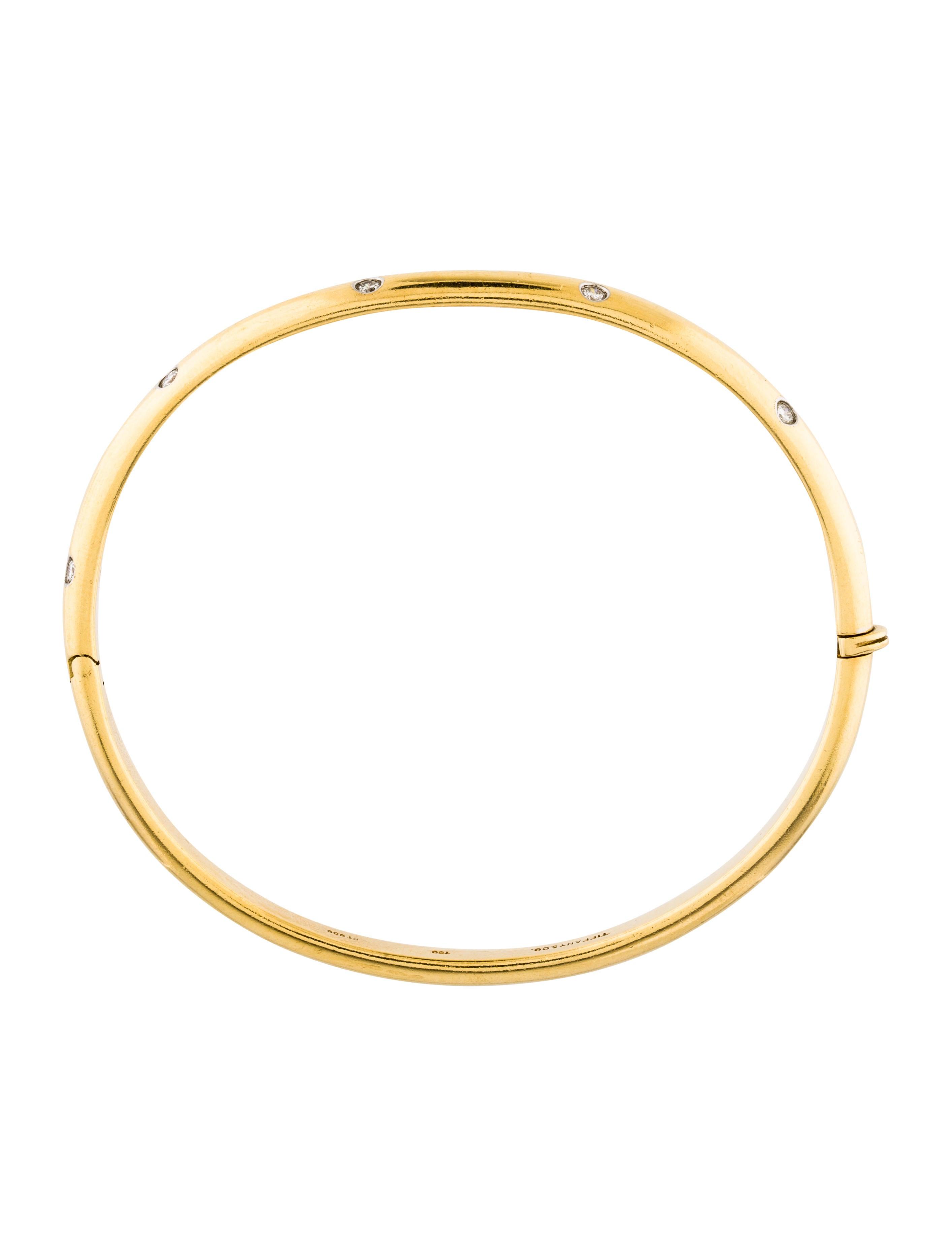tiffany co etoile bangle bracelet bracelets. Black Bedroom Furniture Sets. Home Design Ideas