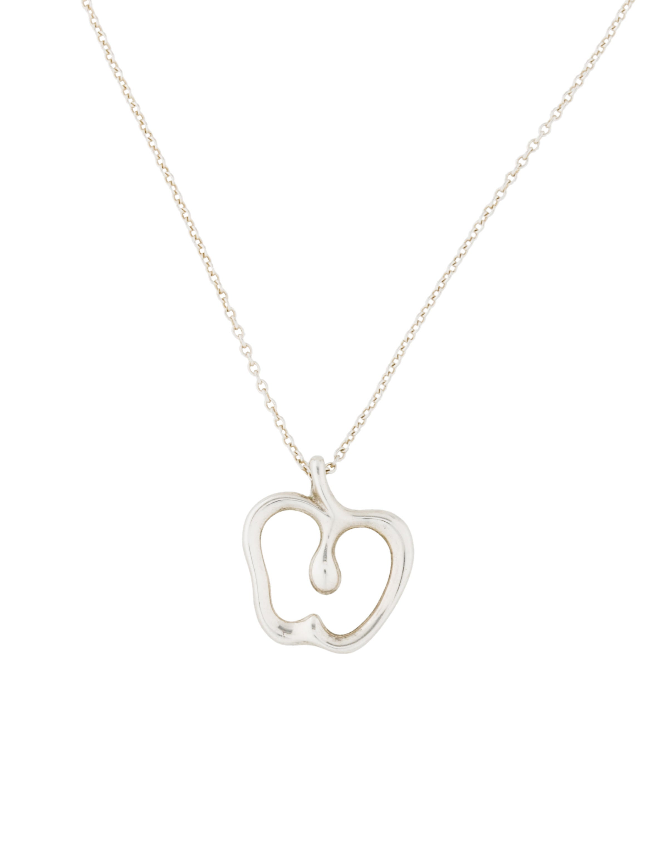 Tiffany co apple pendant necklace necklaces tif58578 the apple pendant necklace aloadofball Gallery