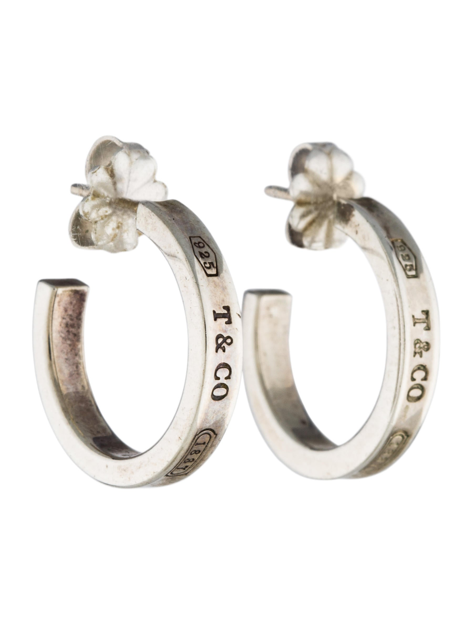 1837 Hoop Earrings