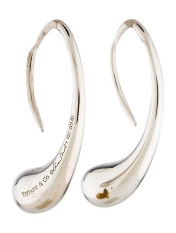Tiffany Amp Co Teardrop Earrings Earrings Tif59122