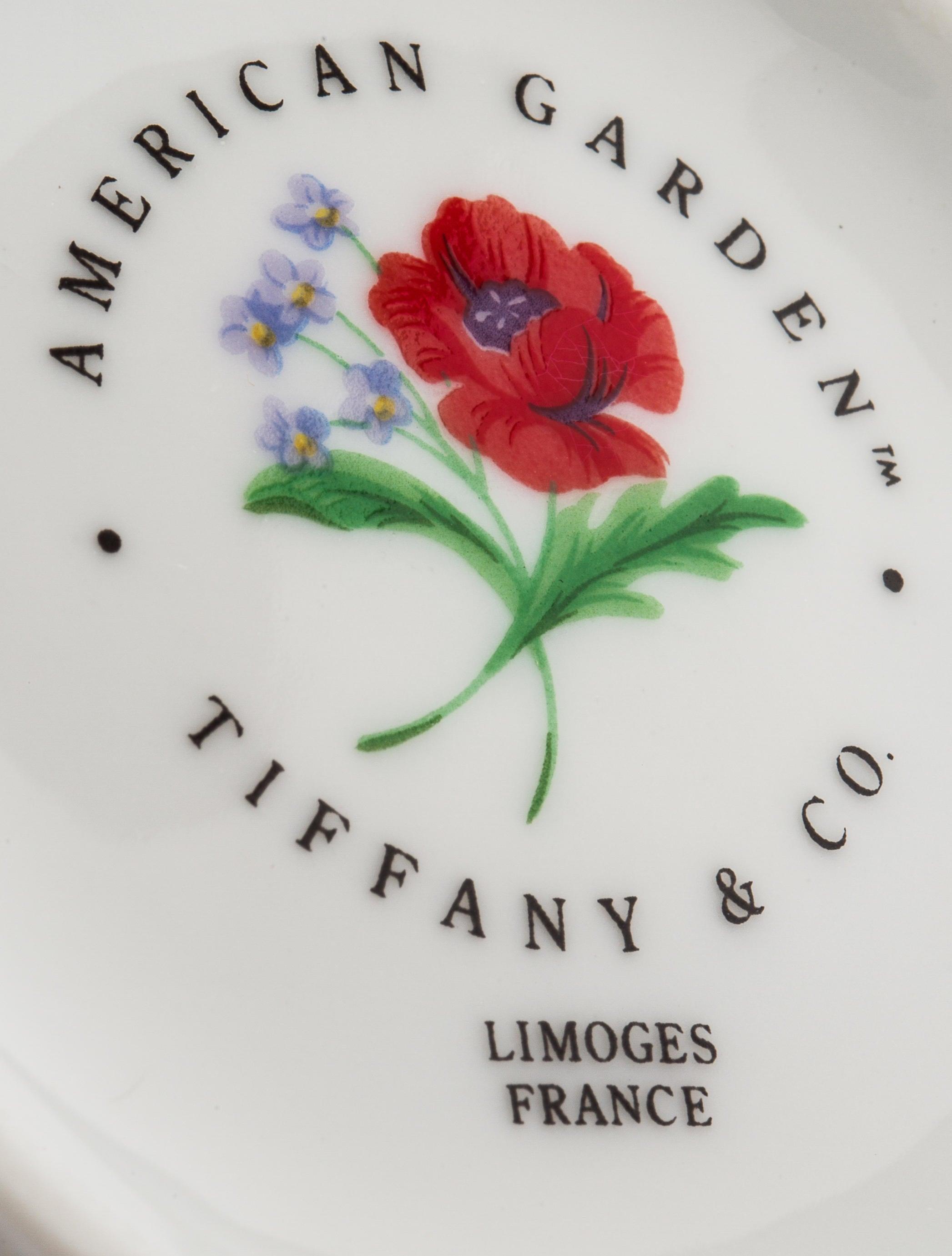 Tiffany co american garden box decor and accessories for American garden company