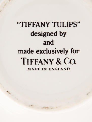 Tiffany Co Tiffany Tulips Flower Vase Decor And Accessories