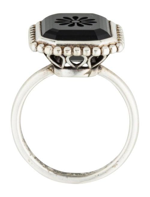3468300f1 Tiffany & Co. Onyx Daisy Ring - Rings - TIF60144 | The RealReal
