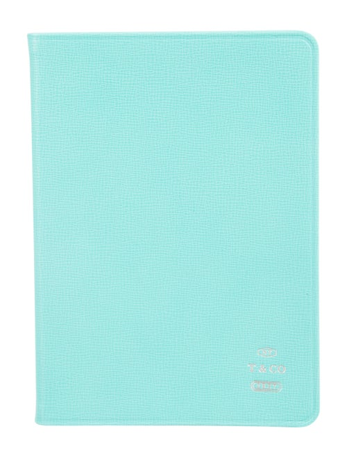 a385db24a4 Tiffany & Co. Blue Leather 2018 Day Planner - Decor & Accessories ...