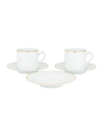 Tiffany & Co. 5-Piece Demitasse Set None