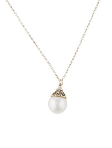 Tiffany co pearl ziegfeld pendant necklace necklaces pearl ziegfeld pendant necklace aloadofball Image collections