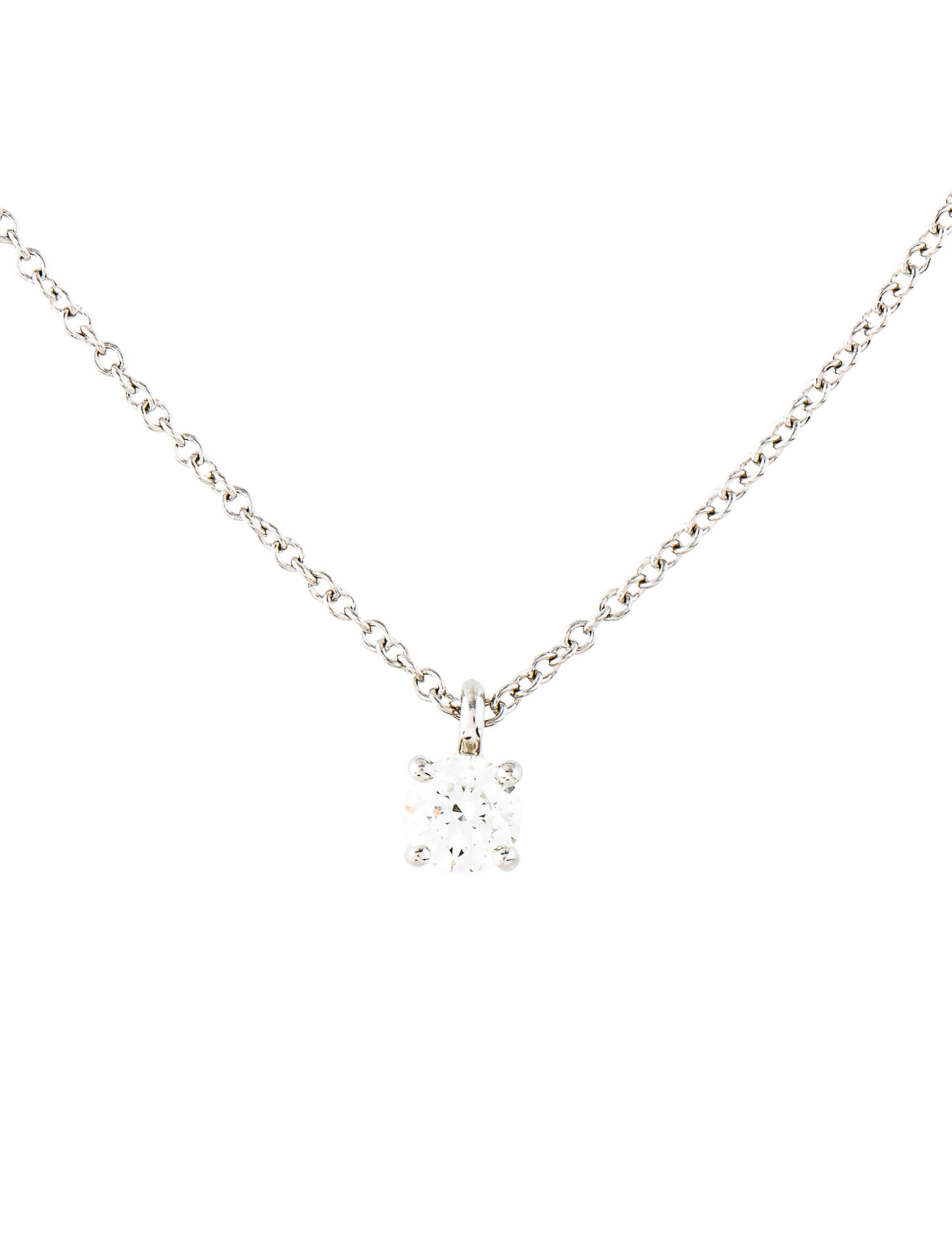 tiffany diamond necklace bee enchant co garden platinum pendant at truefacet buy