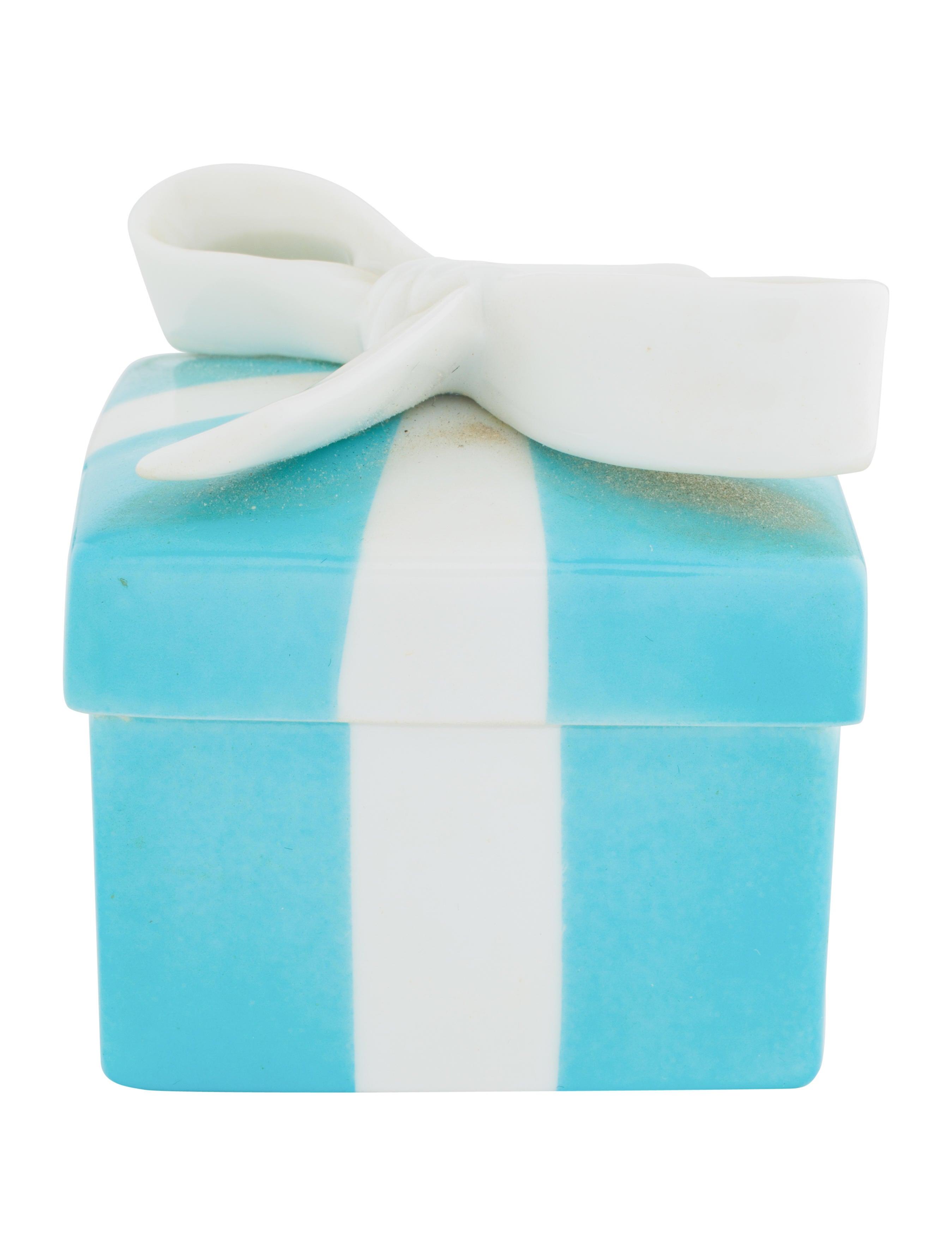 Tiffany & Co. Porcelain Blue Box - Decor And Accessories - TIF66945 ...