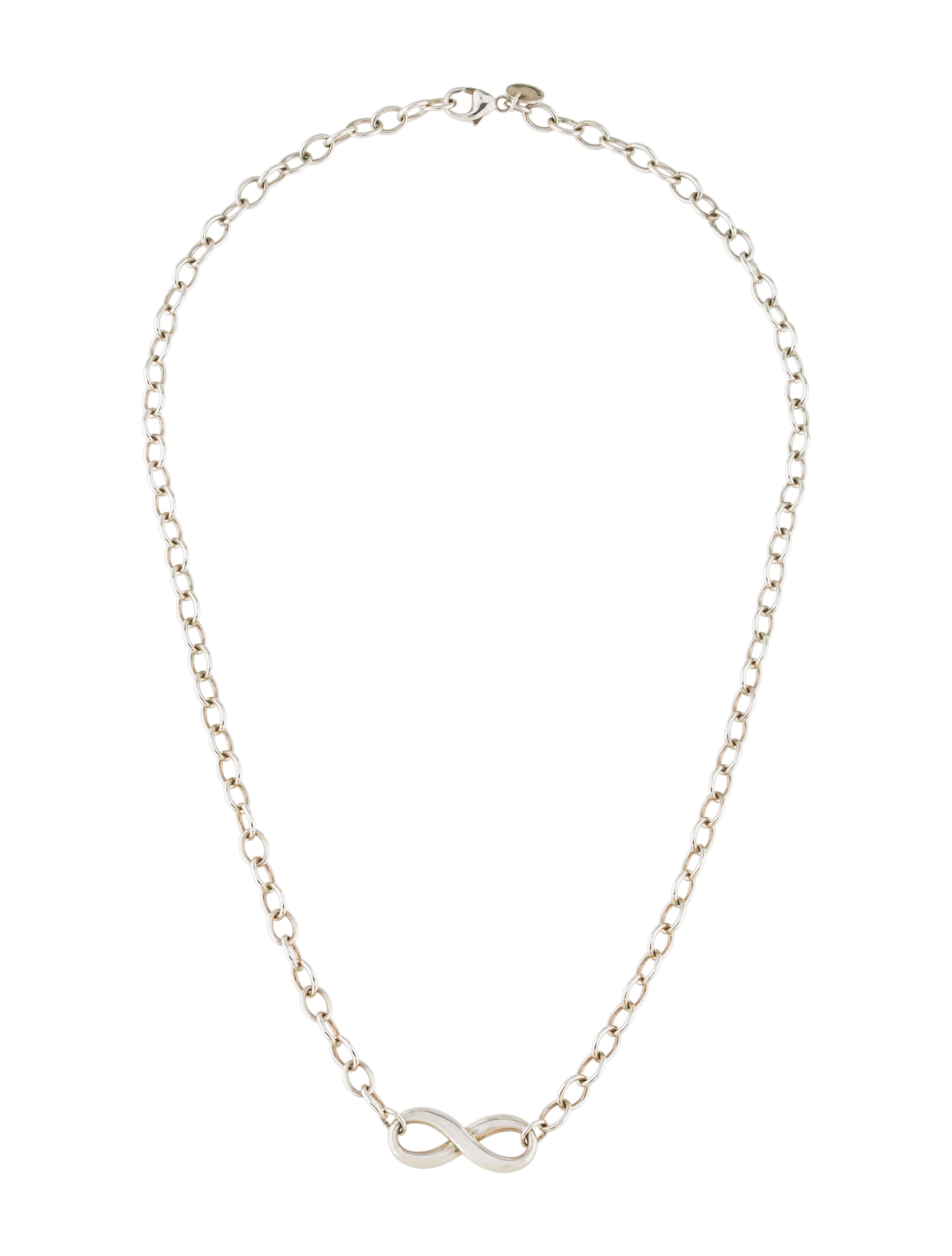 necklace infinity home fortune limetree silver interiors jewellery pilgrim