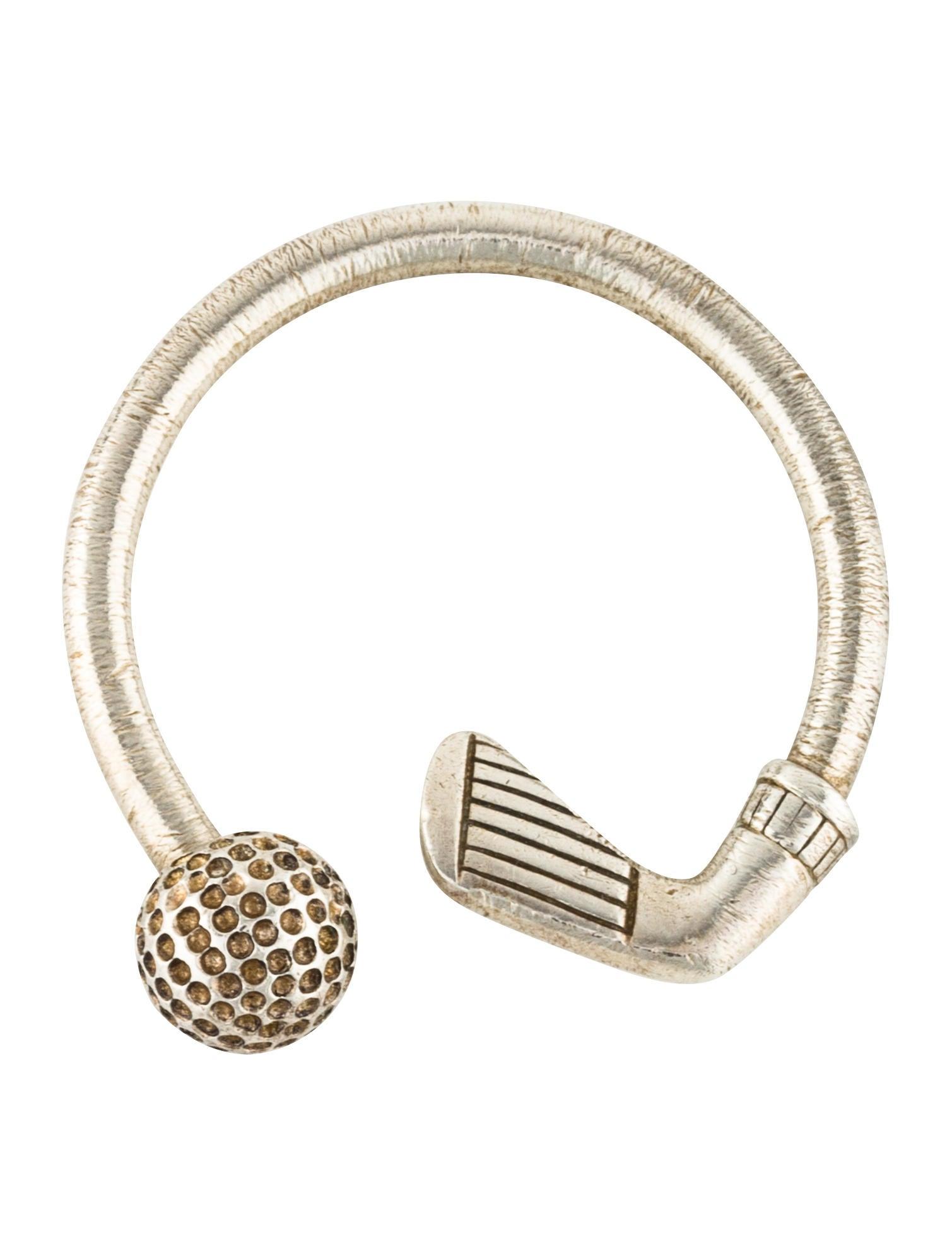 6654712ca Tiffany & Co. Golf Ball Key Ring - Accessories - TIF69477 | The RealReal