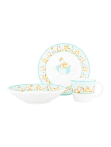 3 Piece Tiffany Chicks Baby Set
