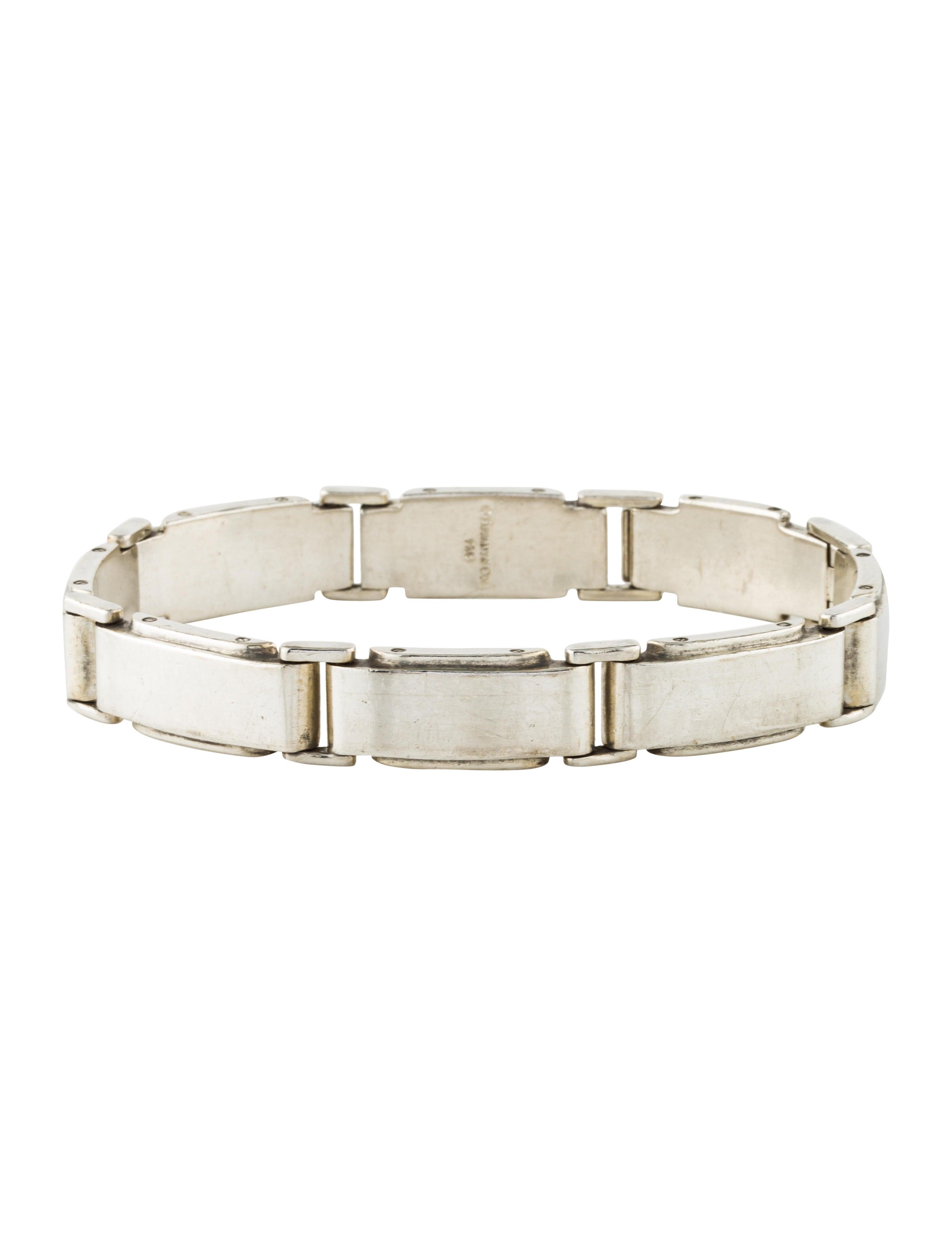 7b33e7f3a Tiffany & Co. Metropolis Link Bracelet - Bracelets - TIF74369   The ...