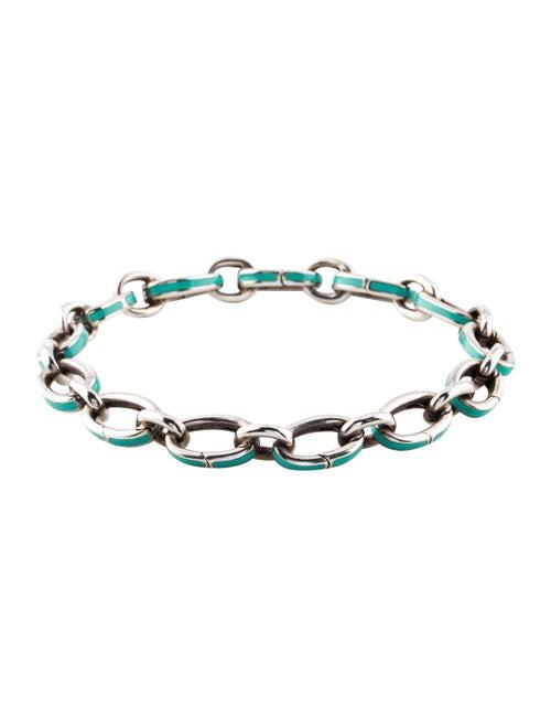 7d4b11c30ccf7 Tiffany & Co. Clasping Link Bracelet - Bracelets - TIF75439 | The ...