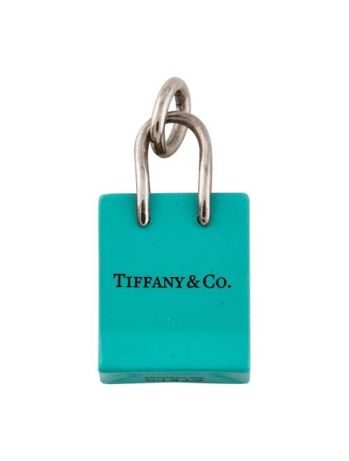 f7da9b2ce4 Tiffany & Co. Shopping Bag Charm - Charms - TIF75636 | The RealReal