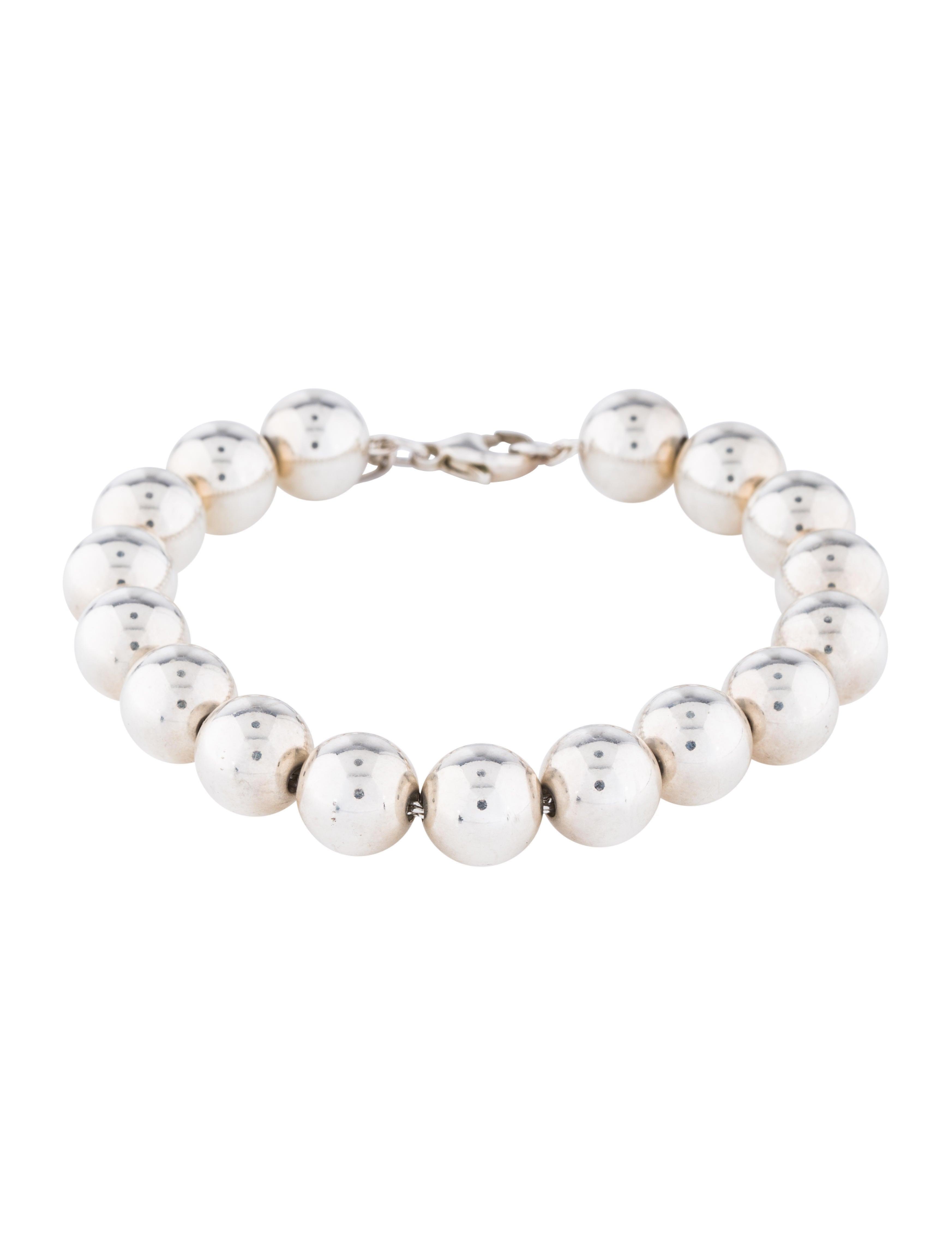 47db7944b Tiffany & Co. HardWear Ball Bracelet - Bracelets - TIF77335 | The ...