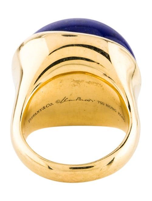 cd8892eb0 Tiffany & Co. Elsa Peretti 18K Lapis Lazuli Cabochon Ring - Rings ...
