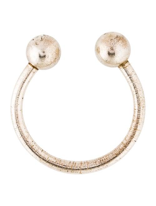 35c8ffdd8 Tiffany & Co. Sterling Silver Key Ring - Accessories - TIF89606 ...