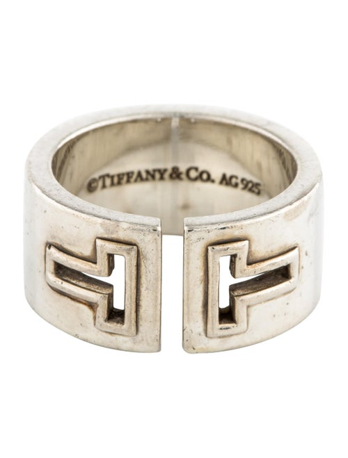 0de852c83 Tiffany & Co. T Cutout Ring - Rings - TIF90975 | The RealReal