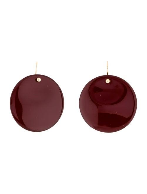 e3793eaa4 Tiffany & Co. Round Hook Earrings - Earrings - TIF92135 | The RealReal