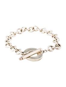 best service fb606 1a300 Tiffany   Co. Toggle Bracelet