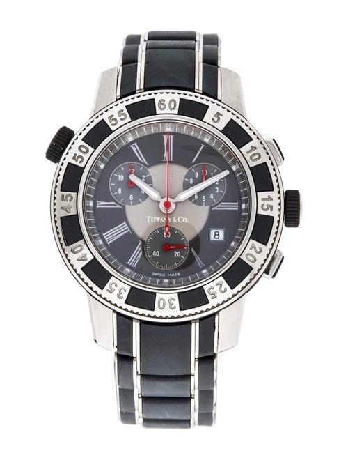 Tiffany & Co  Mark T-57 Resonator Watch - Bracelet