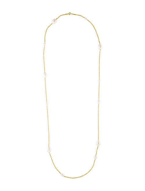 cf2c9d276 Tiffany & Co. Pearls By The Yard Pearl Sprinkle Station Necklace ...
