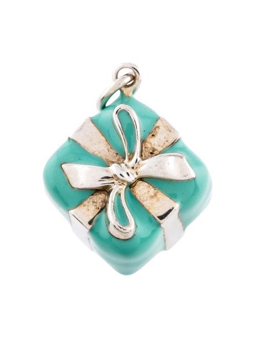 b968b64584 Tiffany & Co. Blue Box Charm - Charms - TIF97148 | The RealReal
