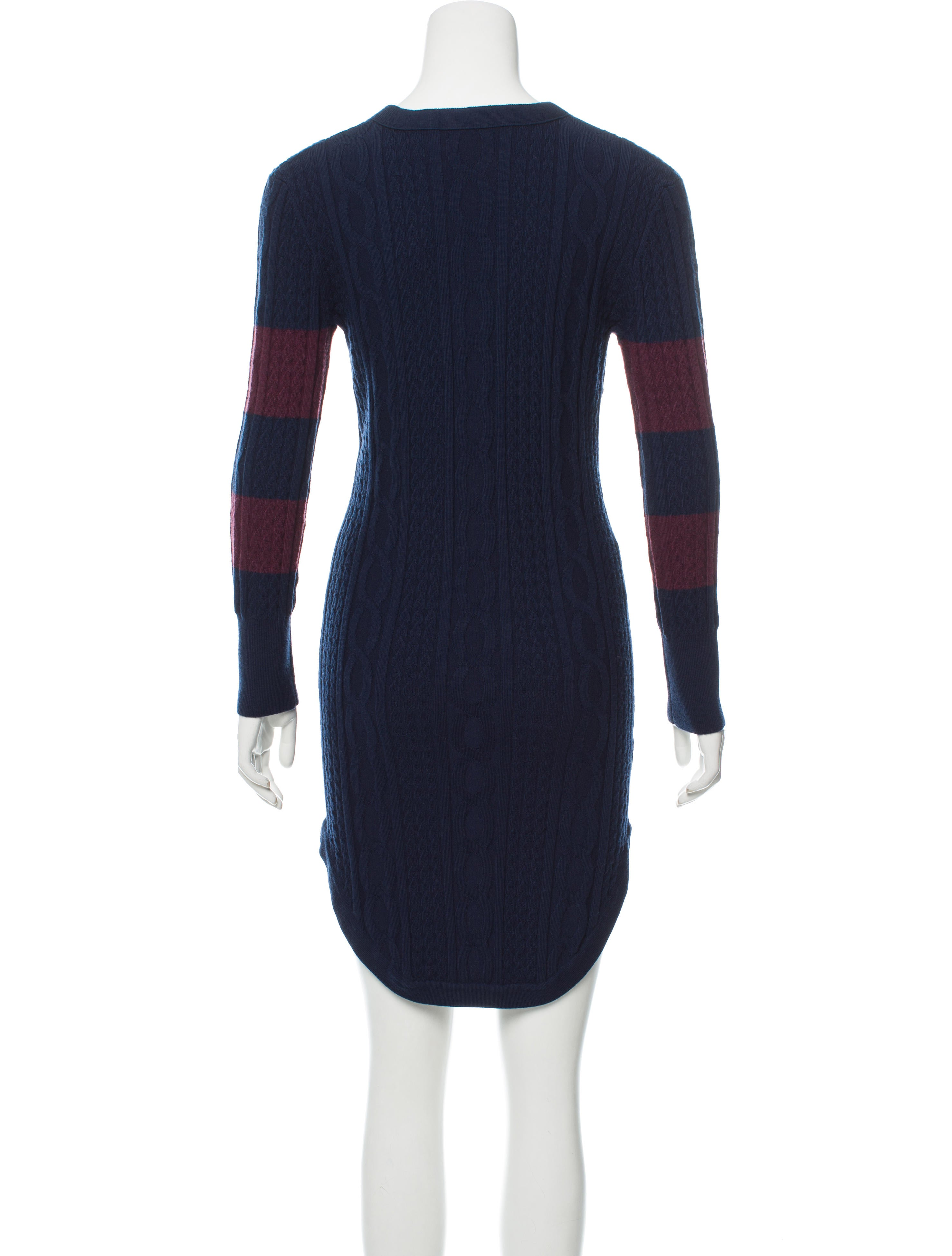 Timo Weiland Wool Sweater Dress - Clothing - TIM21048 | The RealReal