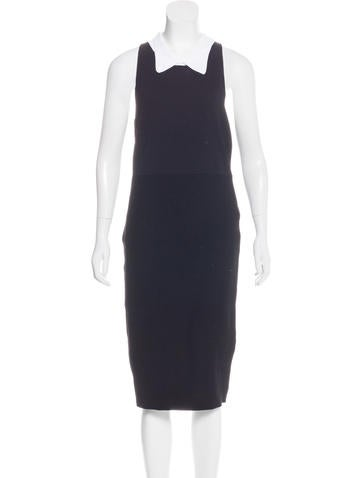 Timo Weiland Sleeveless Midi Dress None