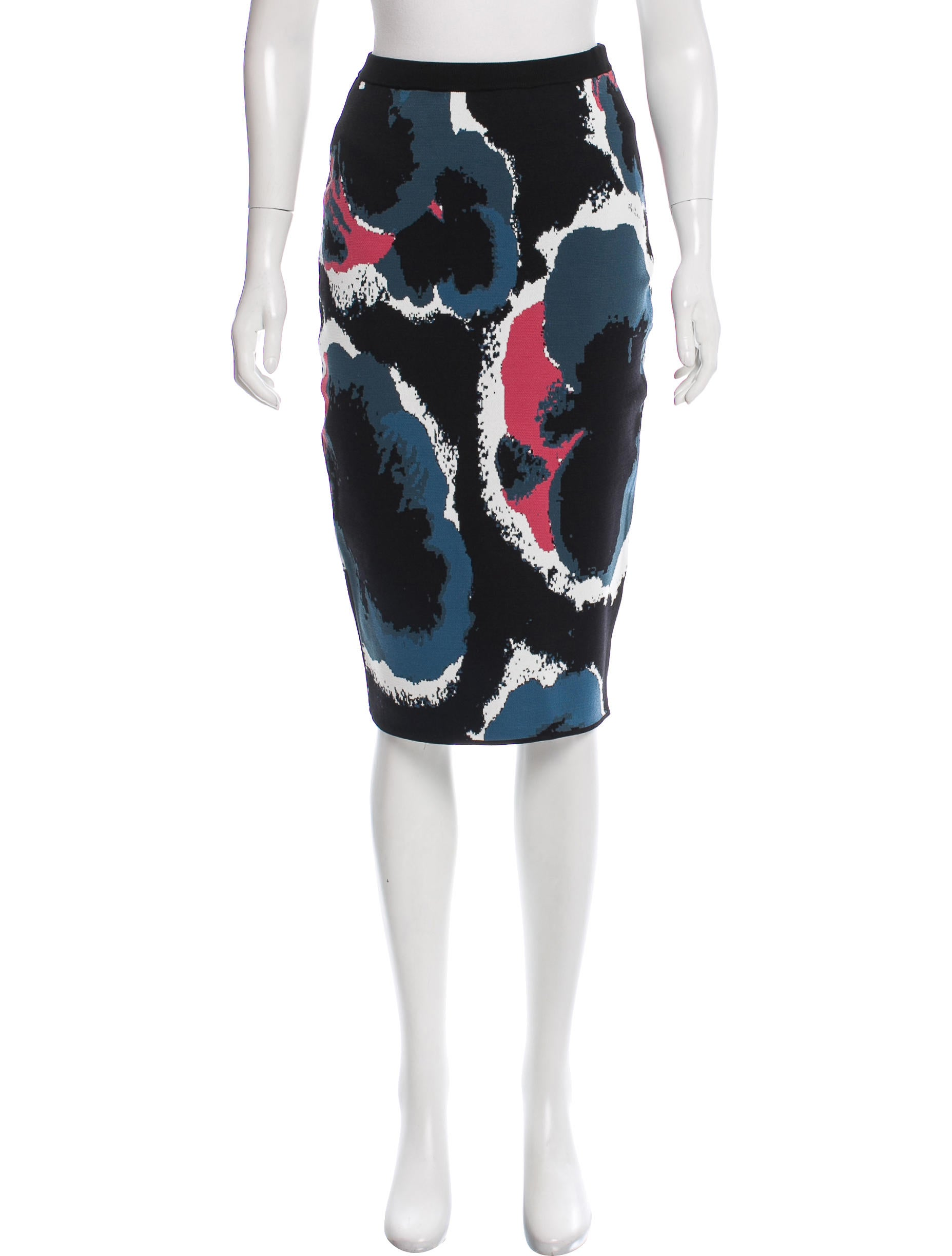 timo weiland abstract pencil skirt w tags clothing