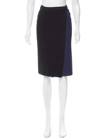 Timo Weiland Ribbed Pencil Skirt None