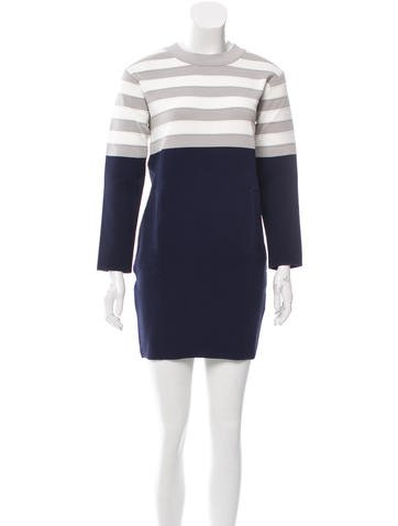 Timo Weiland Shift Colorblock Dress w/ Tags None