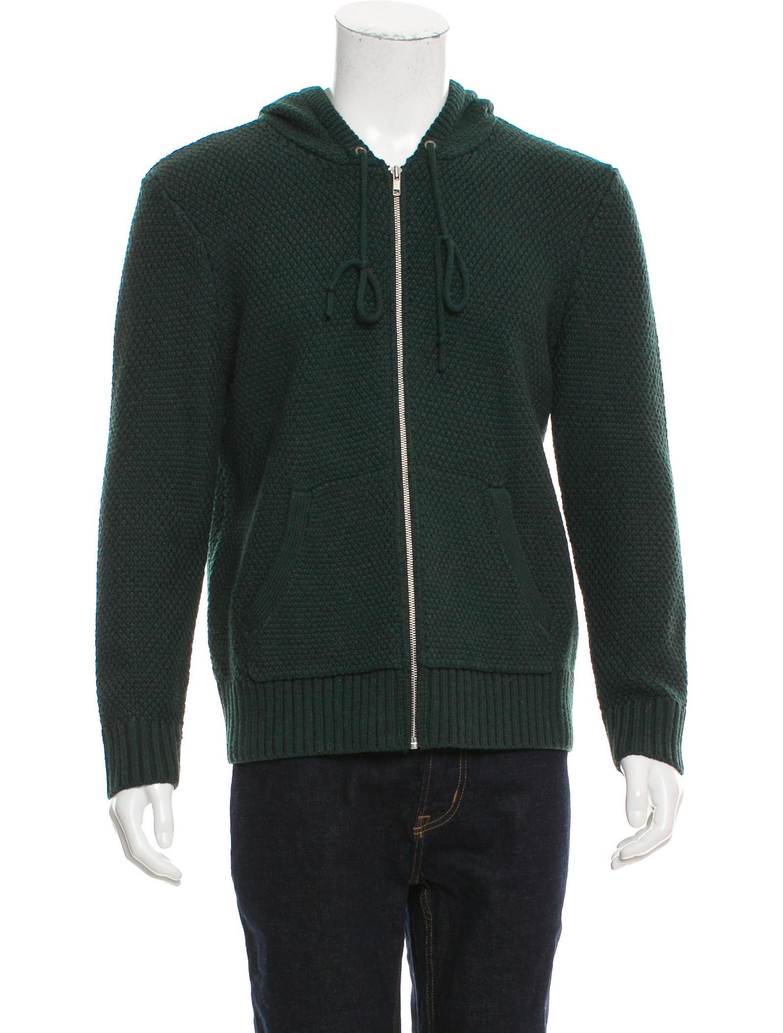 Merino wool hoodie