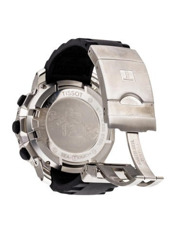 tissot t touch watch manual