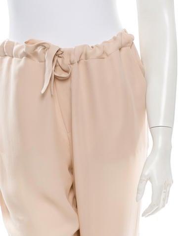 Silk Pants w/ Tags